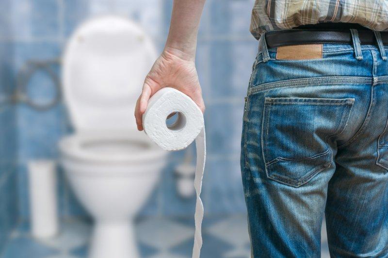 Domowe środki na biegunkę